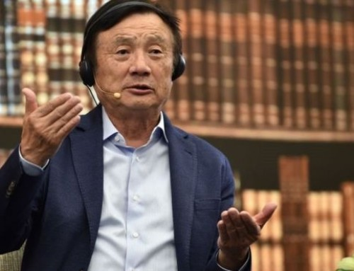 Huawei chief offers to share 5G know-how for a fee