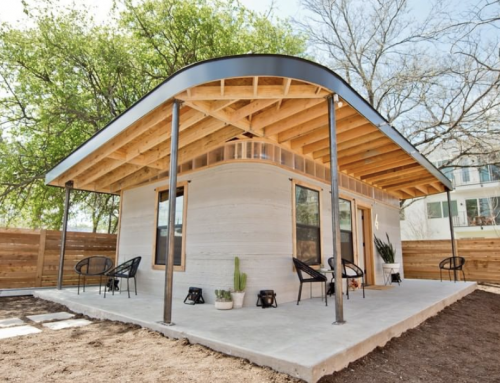 How 3D printing could help solve the housing crisis