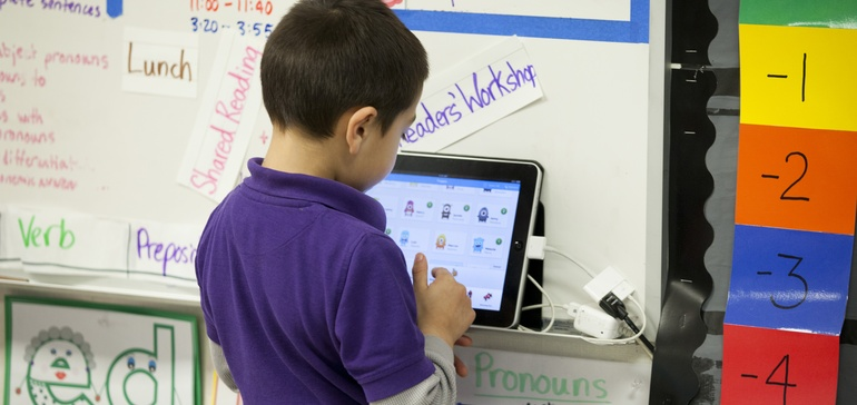 Teacher reluctance, funds still present hurdle for emerging tech in classrooms