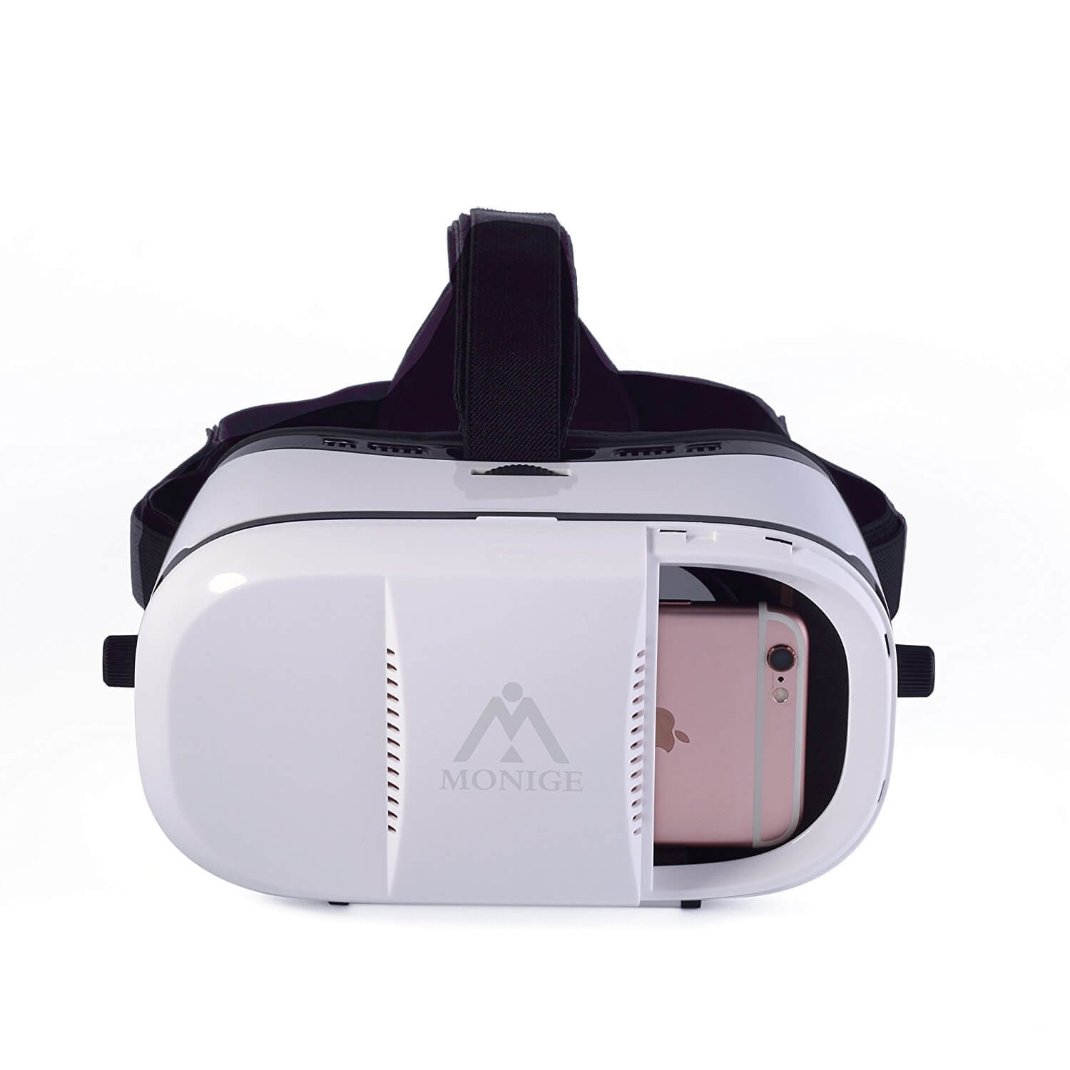 5850c875ab9 3D VR Glasses Head-Mounted Video Viewing Box (White) – IT Matters