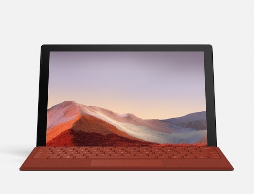 Microsoft's new Surface Pro 7 finally has USB-C, ships on October 22