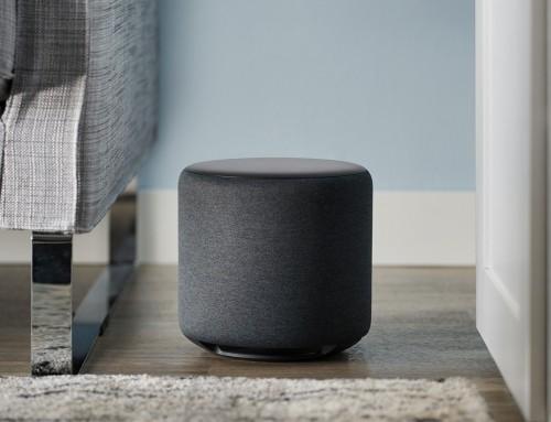 Amazon said to be launching new Echo speaker with premium sound next year