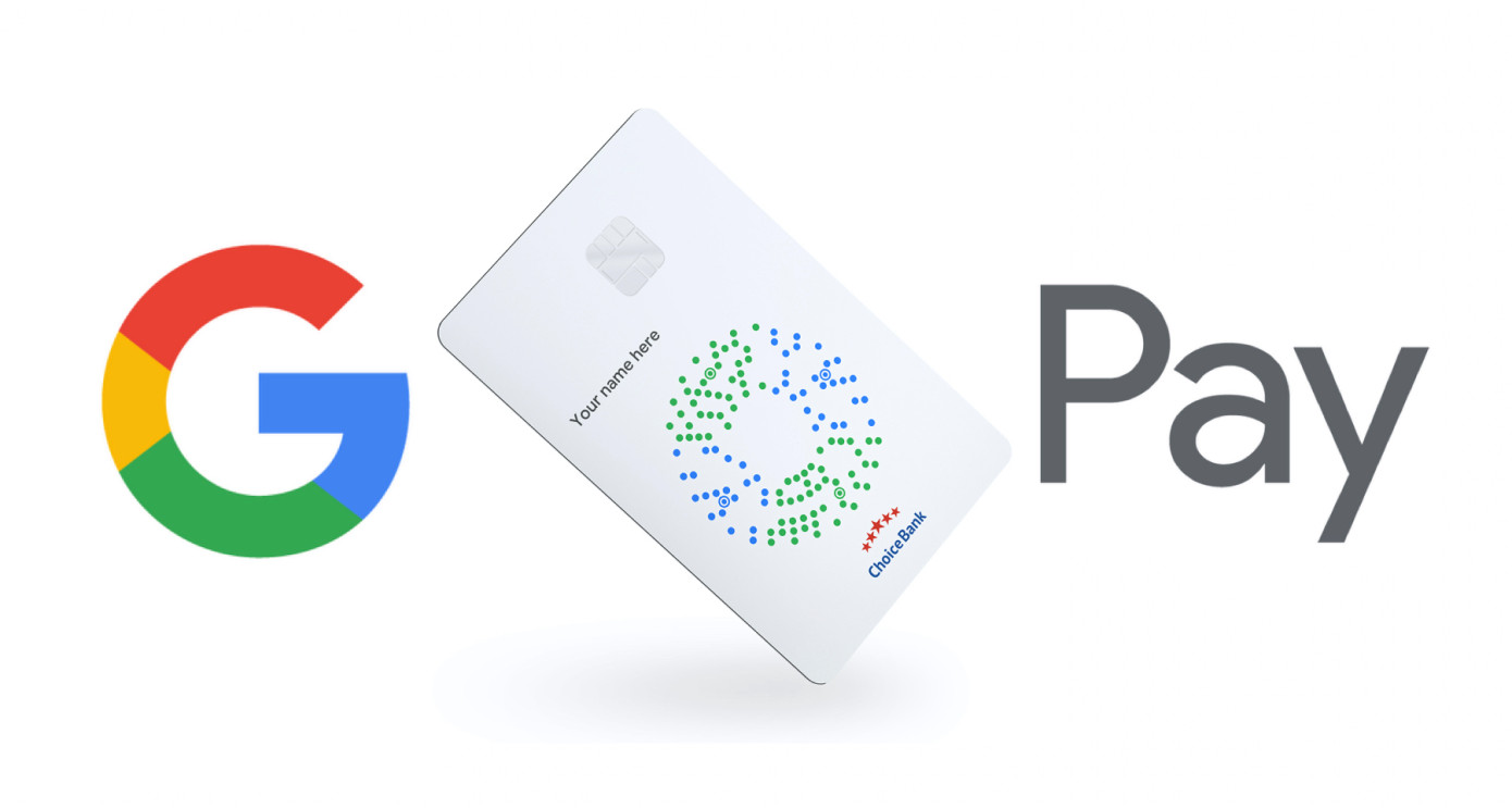 Leaked pics reveal Google smart debit card to rival Apple's