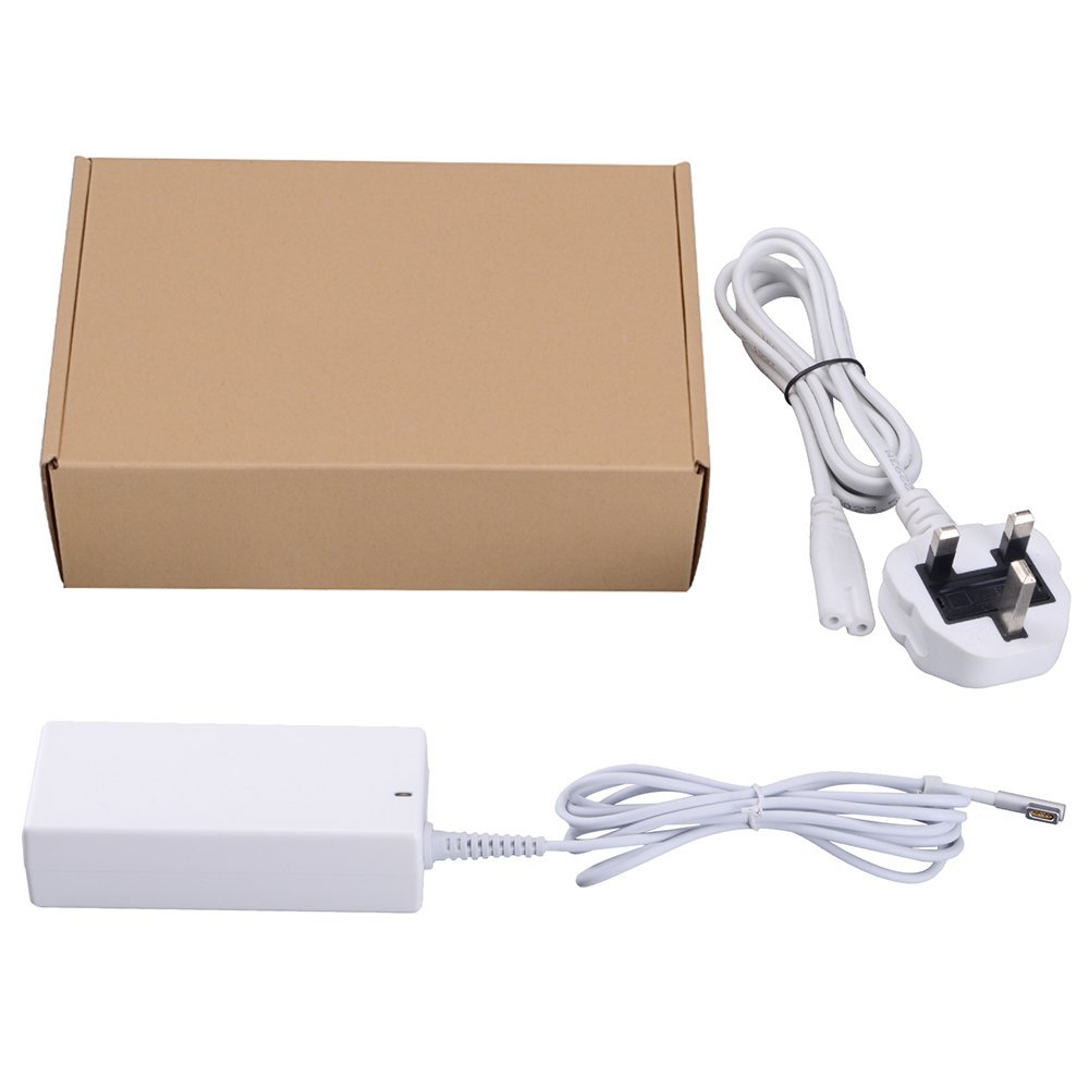 Used Macbook Pro Charger: MacBook Pro Charger, 60W Magsafe 1 L-tip Power Adapter