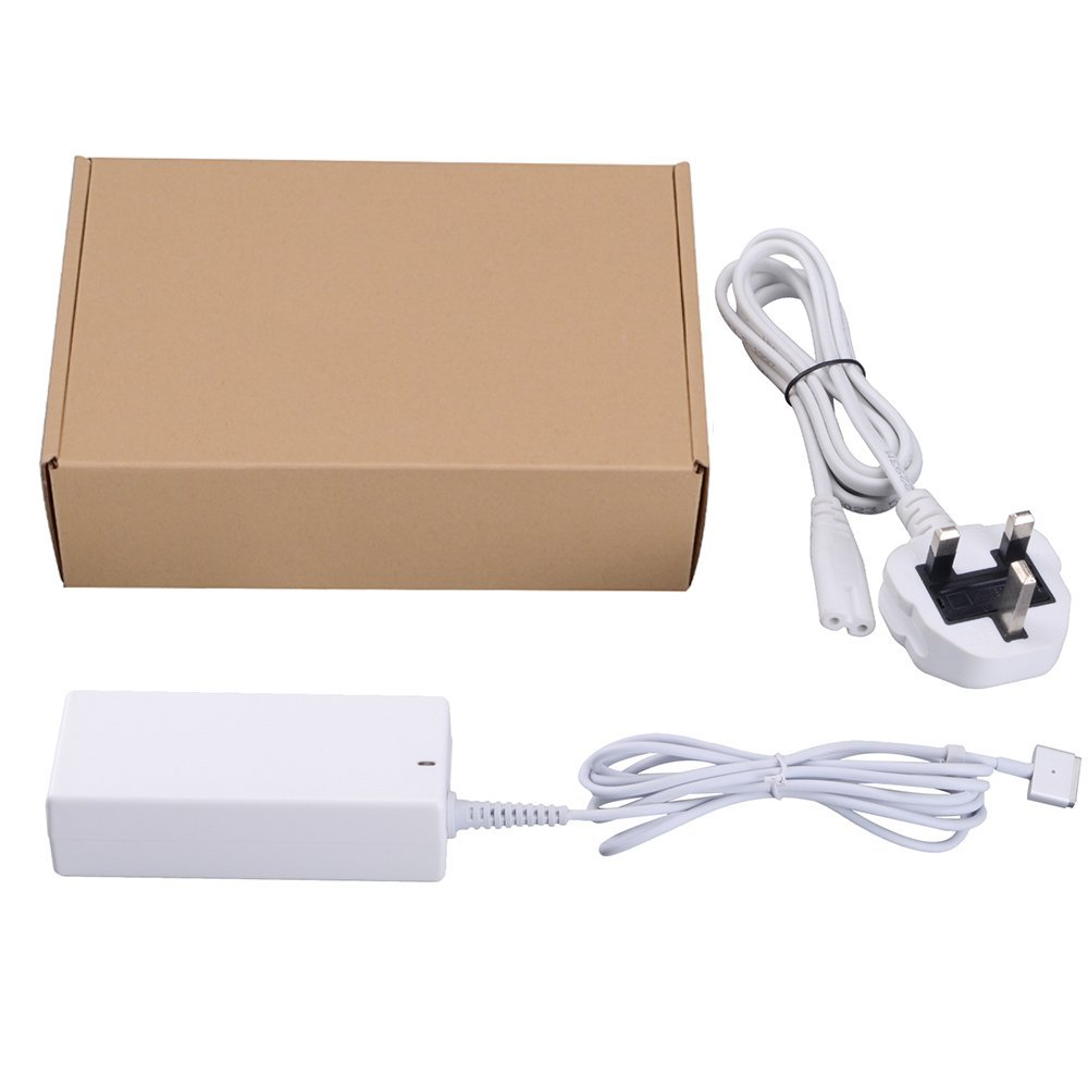 Used Macbook Pro Charger: MacBook Pro Charger, 60W Magsafe 2 T-tip Power Adapter
