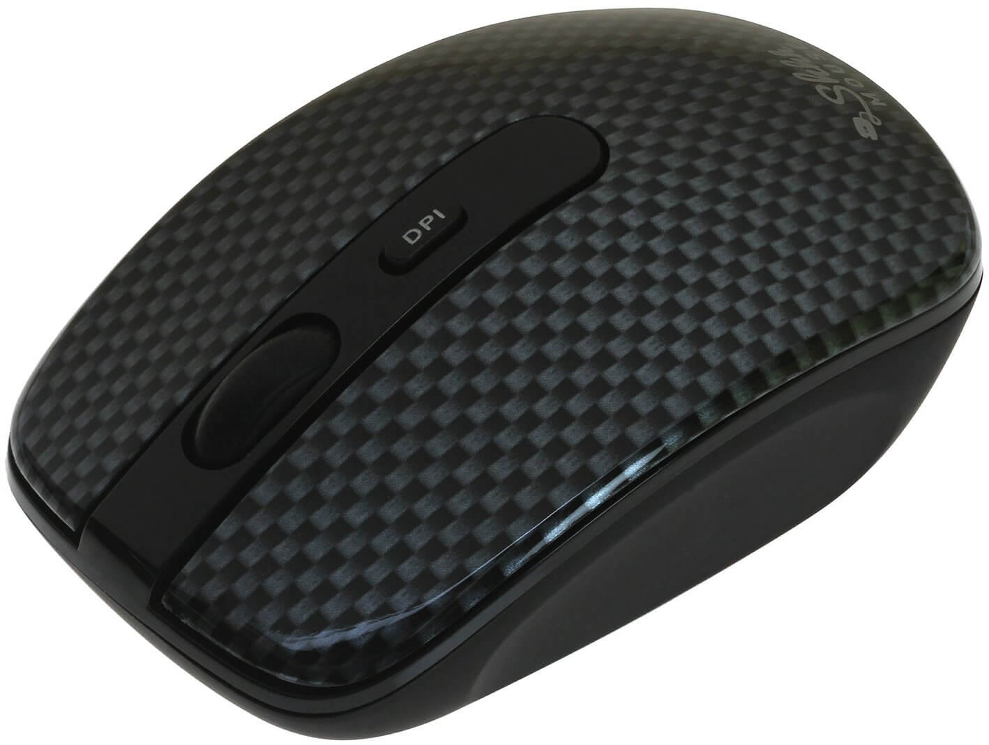 Shhhmouse Wireless Silent Mouse Carbon Fibre It Matters