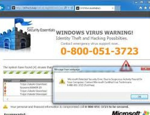 What happens if you play along with a Microsoft 'tech support' scam?