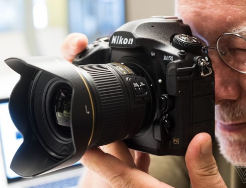 Nikon's new D850 has 45.7 megapixels and enough features to tempt Canon shooters