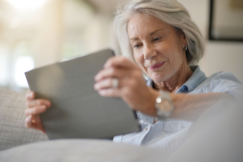How technology can help tackle loneliness