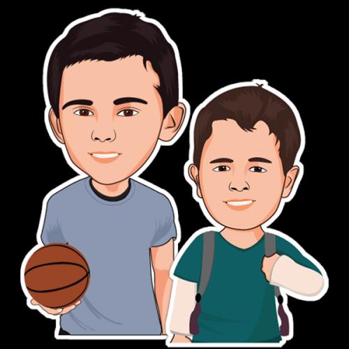 Austin and Nolan